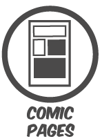 Comic Pages Service